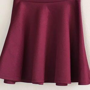 EUC   Marion Skater Skirt   Size: Small
